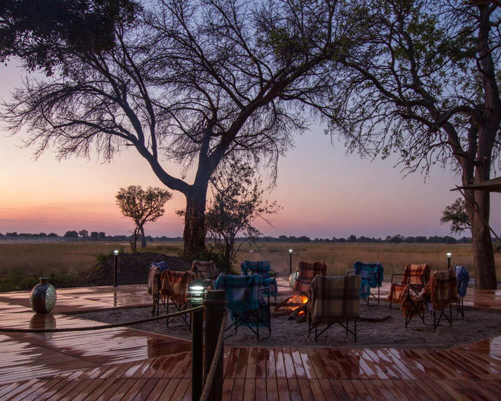 botswana-family-safari-kadizora-fire-pit